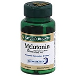 Maximum Strength Melatonin 10 mg Capsules