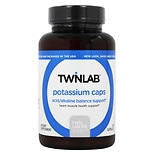 Twinlab Potassium Caps Dietary Supplement Capsules