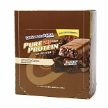 Pure Protein High Protein Bar, 12 Pack Chocolate Deluxe