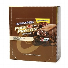 Pure Protein High Protein Meal Bar, 12 Pack Chocolate Deluxe