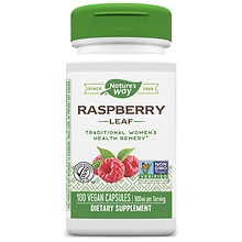 Red Raspberry Leaves 480mg