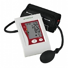 Semi-Automatic Digital Blood Pressure Arm Monitor - Adult