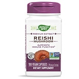 Nature's Way Reishi Standardized, Capsules