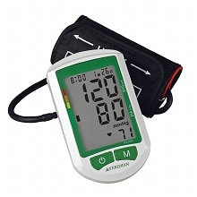 Veridian Healthcare Jumbo Screen Premium Digital Blood Pressure Arm Monitor