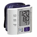 Citizen CH-657 Automatic Digital Blood Pressure Monitor Wrist