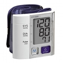 Citizen CH-657 Automatic Digital Blood Pressure Monitor