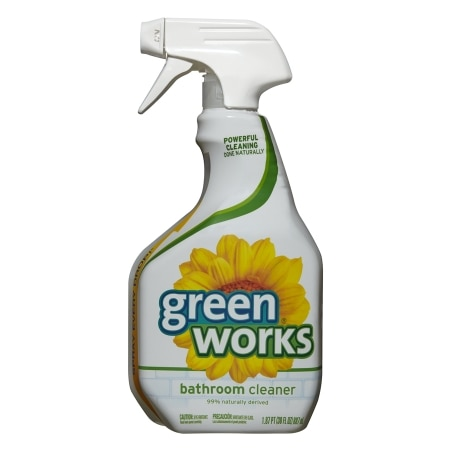Clorox Green Works Bathroom Cleaner Spray Original Scent
