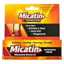 Micatin Antifungal Cream
