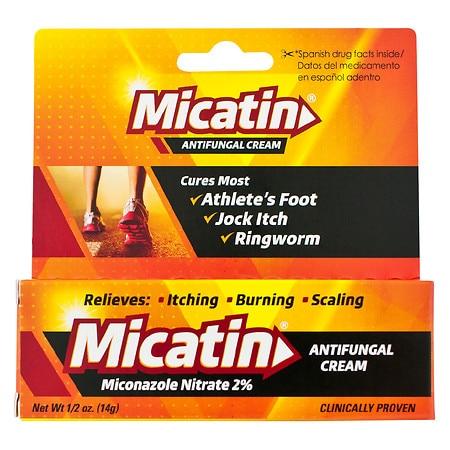 Antifungal Cream by Micatin