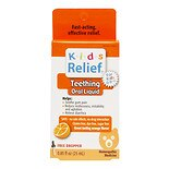 Homeolab USA Kids Relief Teething, Ages 0-9 Orange