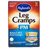 Leg Cramps PM Nighttime Cramp Relief Tablets