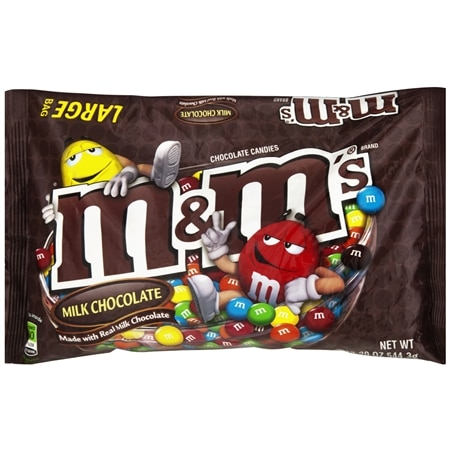 M&M's Candies Milk Chocolate