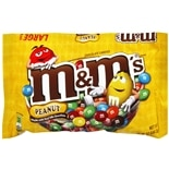 M&M's Candies Peanut Milk Chocolate