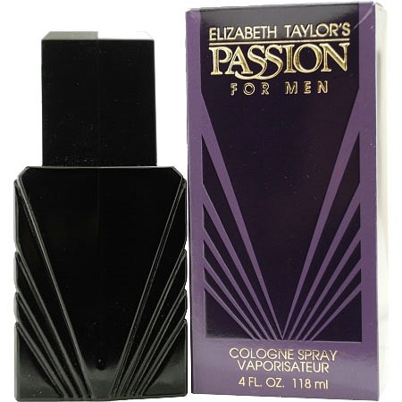 for Men Cologne Spray by Elizabeth Taylor Passion