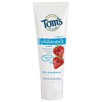 Buy 3 Tom's of Maine kids' toothpastes & get a free gift with purchase