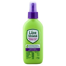 Lice Shield Leave In Spray For Lice