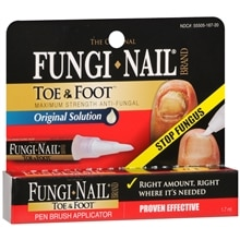 Fungi Nail Anti-Fungal Solution Pen Brush Applicator