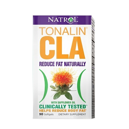 Natrol Tonalin CLA Dietary Supplement Softgels