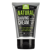 All Natural Shaving Cream