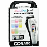 Conair Number Cut 20 Piece Haircut Kit