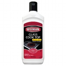 Weiman Glass Cook Top Heavy Duty Cleaner & Polish