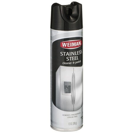 Weiman Stainless Steel Cleaner & Polish Spray