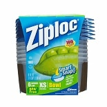 Ziploc Extra Small Bowl Containers