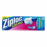 Ziploc Slider Freezer Bags Quart