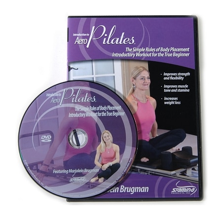 Stamina Intro to AeroPilates DVD