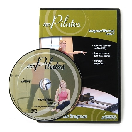Stamina Level 3 Integrated AeroPilates DVD