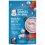 Buy 5 Select Gerber baby food products and get a 6th free.