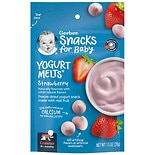 Gerber Graduates Yogurt MeltsStrawberry