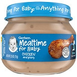 Gerber 2nd Foods Baby Food Chicken & Chicken Gravy