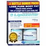 Lipozene Capsules Maximum Strength