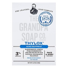 Grandpa's Thylox Acne Treatment Soap with Sulfur