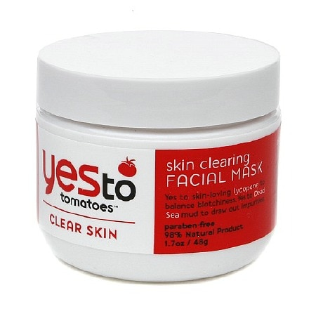 Yes to Tomatoes Skin Clearing Facial Mask
