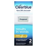 Clearblue Digital Pregnancy Test