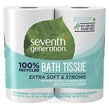 Seventh Generation Recycled Bath Tissue, Big Rolls