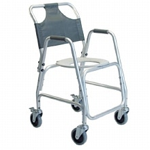 Lumex 7910A-1 Shower Transport Chair