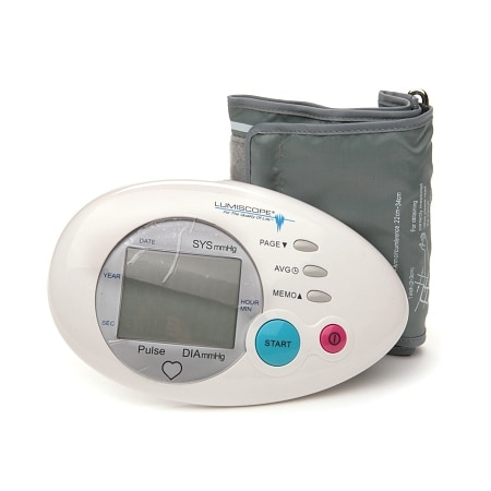 Lumiscope Advanced Upper Arm Digital Blood Pressure Monitor