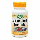 Nature's Way Antioxidant Formula, Tablets