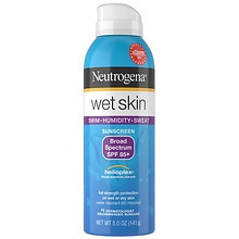 Neutrogena Wet Skin Sunblock Spray SPF 85+