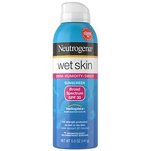 Neutrogena Wet Skin Sunblock Spray SPF 30