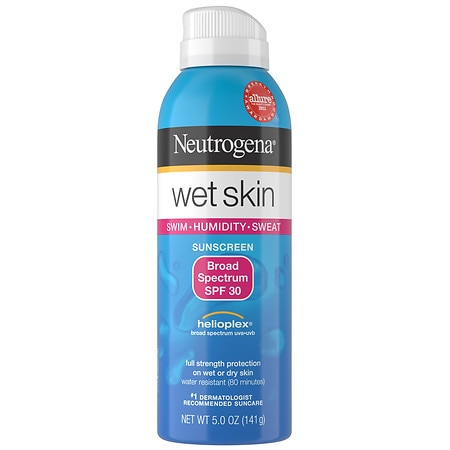 Neutrogena Wet Skin Sunblock Spray