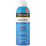 Neutrogena Wet Skin Sunblock Spray SPF 50