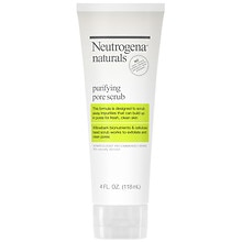 Neutrogena Naturals Purifying Pore Facial Scrub