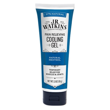 J.R. Watkins Deep Muscle Cooling Gel