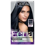 L'Oreal Paris Feria Permanent Haircolour Kit Cool Soft Black