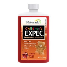 Naturade Children's Expec Herbal Expectorant Liquid Natural Cherry Natural Cherry