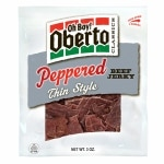 Save 20% on select Oberto natural jerky